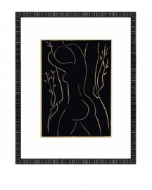 Engraving The Olive Tree by Matisse