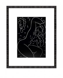 Matisse Engraving - Nude with Bracelet - 60x80cm