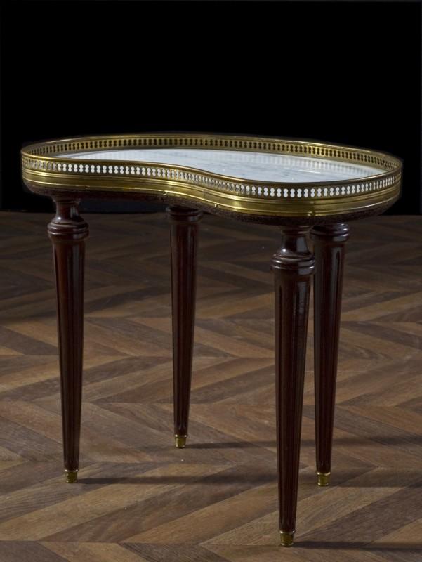 gu ridon table style louis xvi meuble de style ancien et vintage pi ce unique. Black Bedroom Furniture Sets. Home Design Ideas