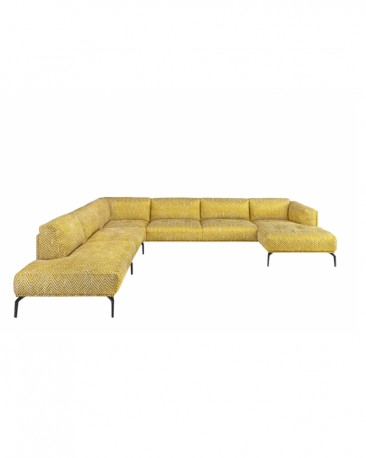 Corner Sofa Edmund 3-Seater
