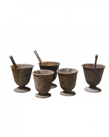 Handcrafted Old Pot Borneo
