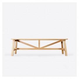 """Atelier"" Dining Table - Solid Oak - 200 cm"