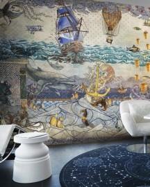 Fresco Wall Odyssey - On Request