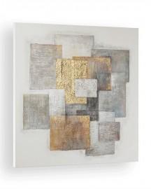 Contemporary Canvas, 103x103cm