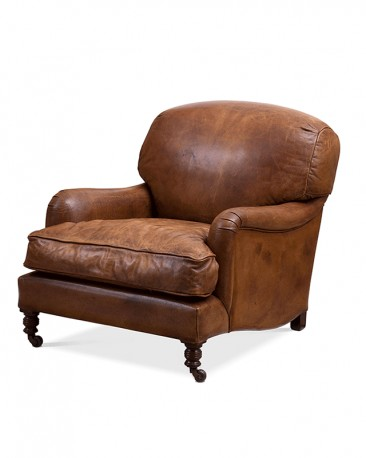 Winston Leather Armchair