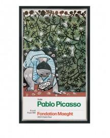 """Print Pablo Picasso entitled """"Claude a deux ans"""""""