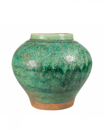 Ethnic Ceramic Vase H31cm