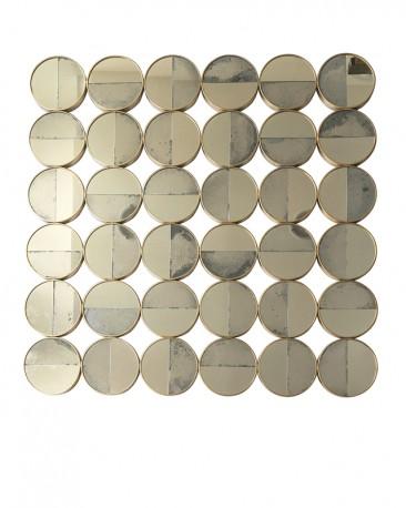 Panel 36 Mirrors 127x127cm