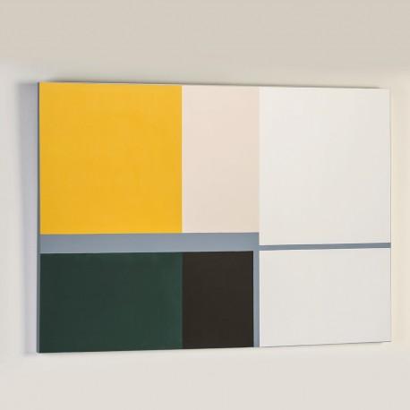 Color Block Painting, 150x100cm.