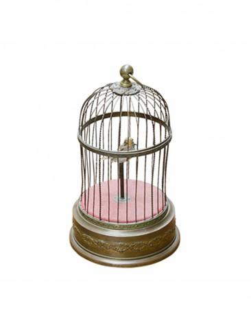 Cage à Musique Ancienne - H30cm