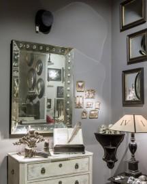 Miroir Mercure Biseauté H122 cm