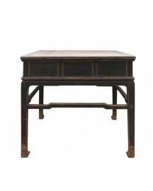 Table Console Carrée Ancienne 90x90cm