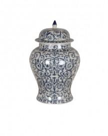 Chinese Porcelain Jar, H40cm