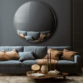 Immense Miroir Sorcière - ∅ 145 cm