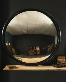Giant Convex Mirror- ∅ 153 cm