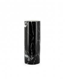 Black Marble Handmade Ceramic Vase