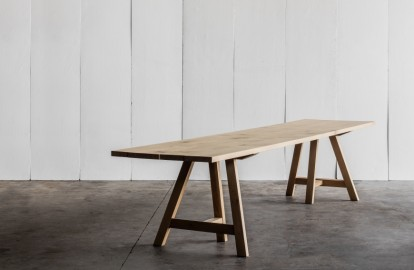 Pablo Dining Oak Table 220 cm