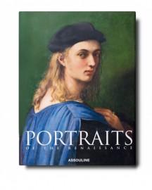 "Book of ""Portraits of the Renaissance"" Assouline"