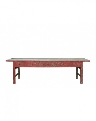 Old Painted Bench, 30-40s