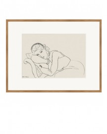 Large Engraving by Matisse