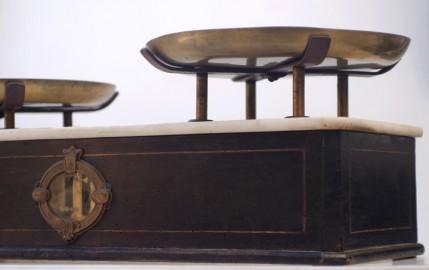 Balance d'épicerie Napoleon III