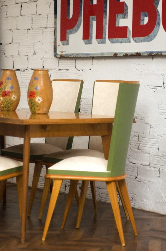 Vintage Chairs S Chairs  Vintage Dining Table Antique