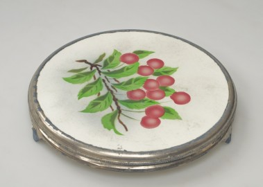 Dessous de plat cerises