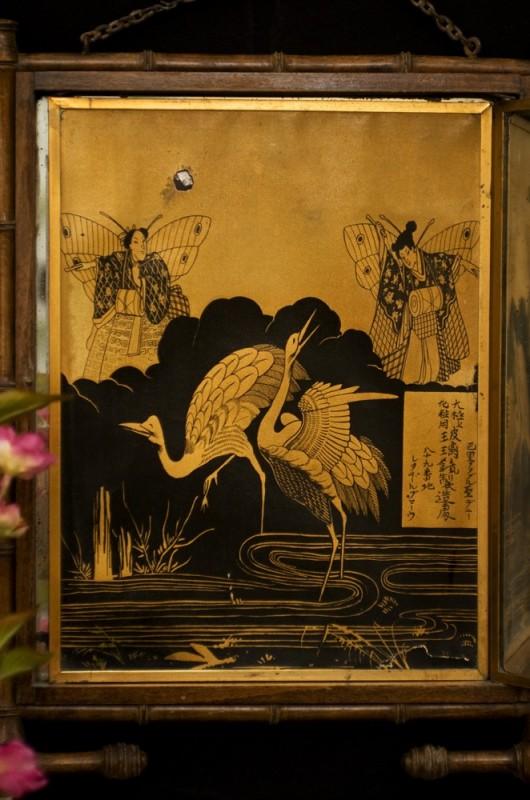 miroir triptyque ancien miroir triptyque ancien with miroir triptyque ancien ancien miroir de. Black Bedroom Furniture Sets. Home Design Ideas