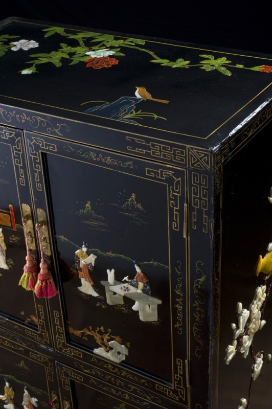 Armoire chinoise ancienne meuble chinois ancien for Meuble ancien chinois