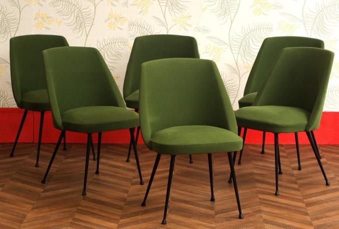 50's Thonet chairs