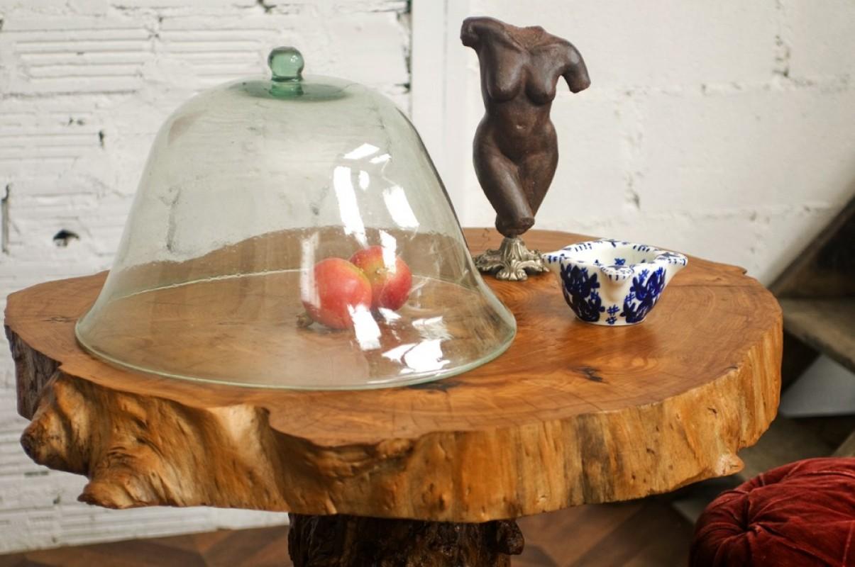 loupe d orme massif c ble lectrique cuisini re vitroc ramique. Black Bedroom Furniture Sets. Home Design Ideas