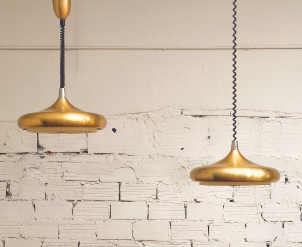 70s Retro Vintage Lighting Ceiling Light Lamp Wall