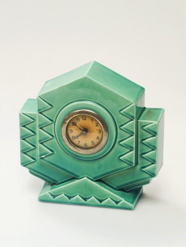 Art Deco Object Vintage Clock Art Deco Clock Vintage Object