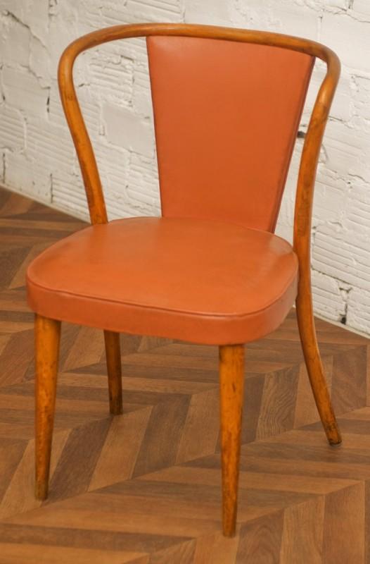 chaise thonet chaise vintage ancienne 50 r tro. Black Bedroom Furniture Sets. Home Design Ideas