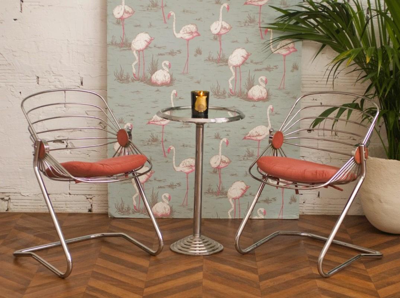 Chaises vintage chaise design 70 ann es 70 1970 60s - Design annees 70 ...