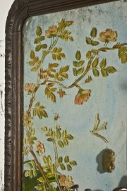 1900's large mirror - SOLD