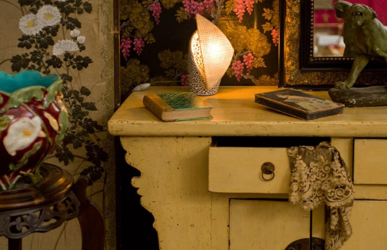 1950s vintage lamp objets d co 50 ann es 50 1950 50s. Black Bedroom Furniture Sets. Home Design Ideas