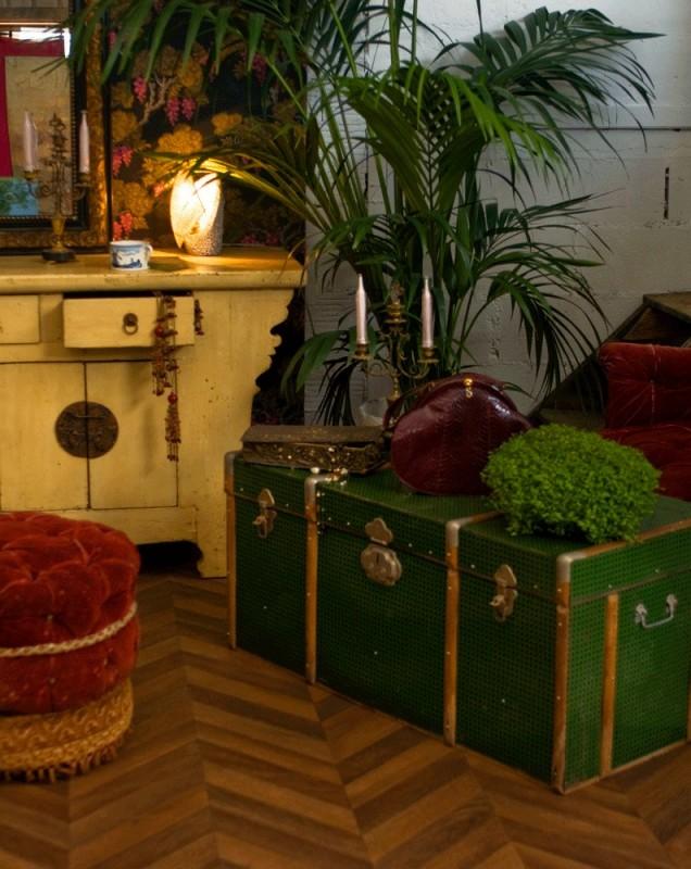 malle ancienne malle vintage malle de voyage ancienne coffre ancien coffre de rangement. Black Bedroom Furniture Sets. Home Design Ideas