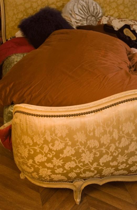 lit baroque lit corbeille ancien style baroque ann es. Black Bedroom Furniture Sets. Home Design Ideas