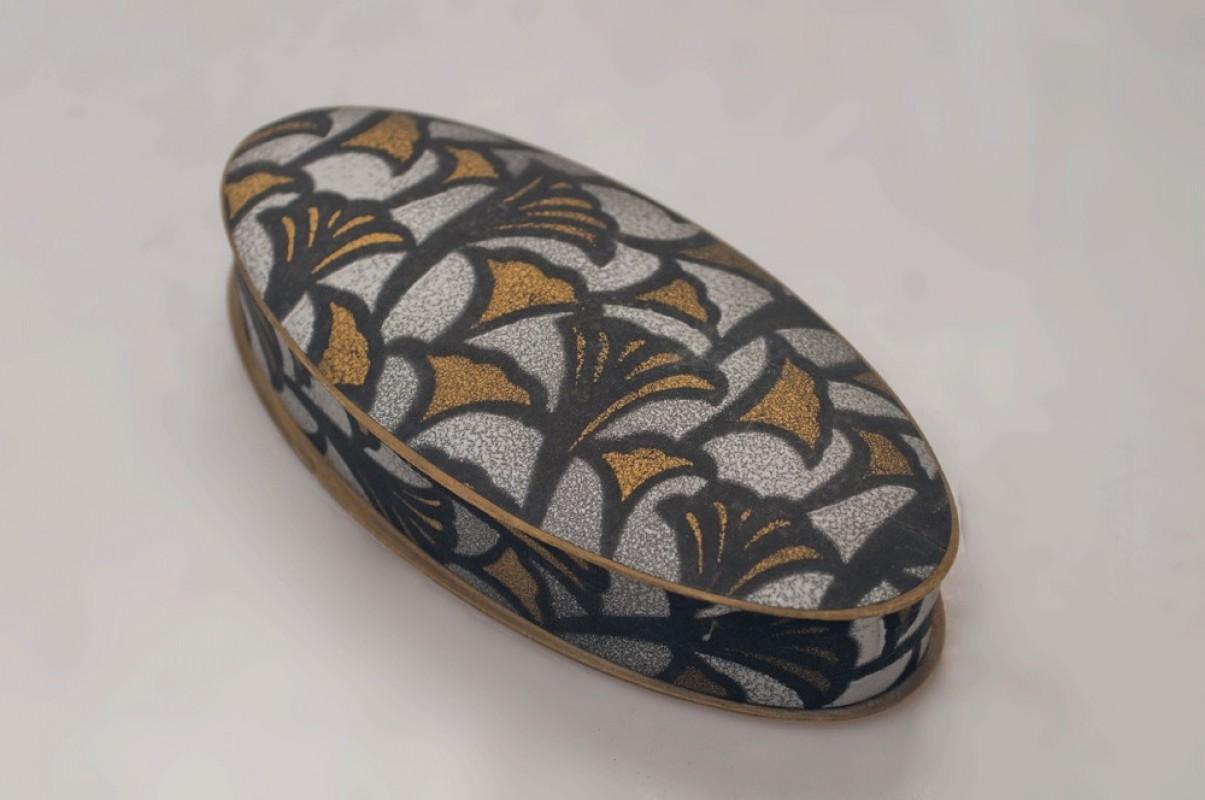 boite à chocolats, art déco, ancienne, suchard, 1920, années 20
