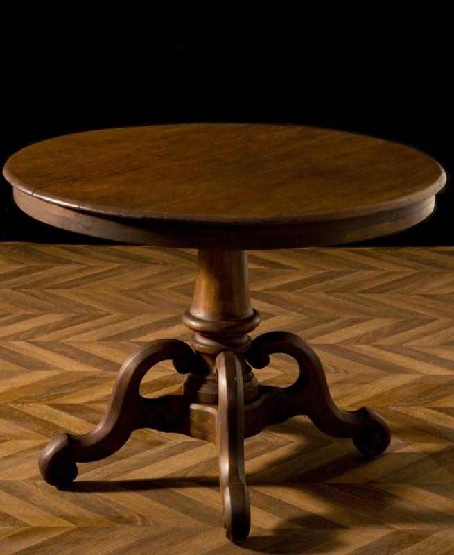 vintage retro 1920 round oak dining table unique authentic