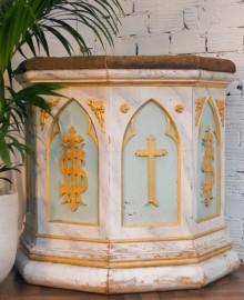 Chaire de Chapelle, XIXeme