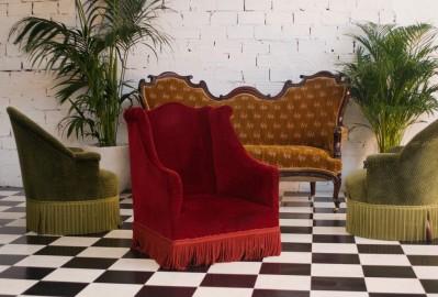 Armchair, Napoleon III