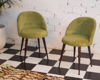 Vintage Chairs, 50s