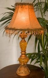 "Lampe ""lupanar"" style 1900 - VENDUE"