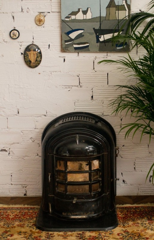 old, wood stove, vintage, retro, 1930, 30s, nestor martin