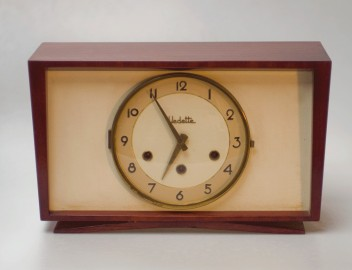 Pendule Horloge Vedette 1950