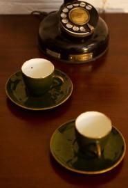 Tasses à café Art Déco