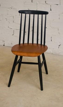 """Scandinavian Chair """"Fanett"""", 50s"""