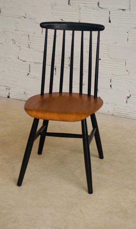 Chaise vintage fanett ilmari tapiovaara ann es 50 for Style scandinave annees 50